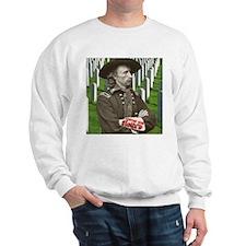 Custer was Siouxd Sweatshirt