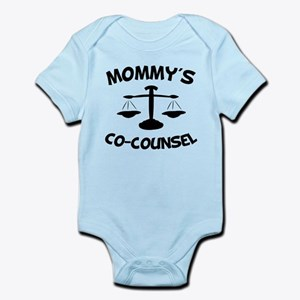 Mommys Co-Counsel Body Suit