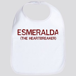 Esmeralda the heartbreaker Bib