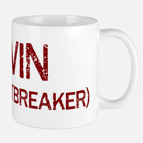 Devin the heartbreaker Mug