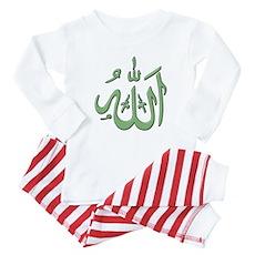 Allah Baby Pajamas