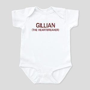Gillian the heartbreaker Infant Bodysuit
