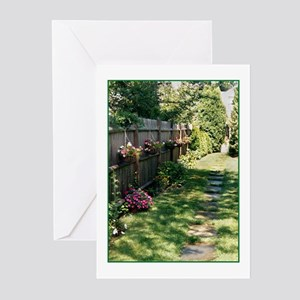 Impatiens Pathway Greeting Cards (Pk of 10)