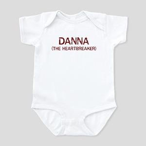 Danna the heartbreaker Infant Bodysuit