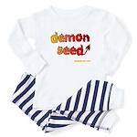 demon seed Baby Pajamas