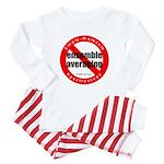 newnoEA_copyright Baby Pajamas