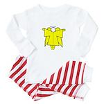 Angel Design Baby Pajamas