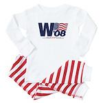 """""""W '08"""" Baby Pajamas"""