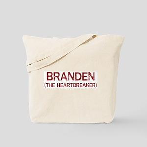 Branden the heartbreaker Tote Bag