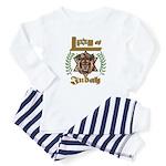Lion of Judah 6 Baby Pajamas