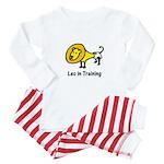 Leo in Training (Baby Pajamas)