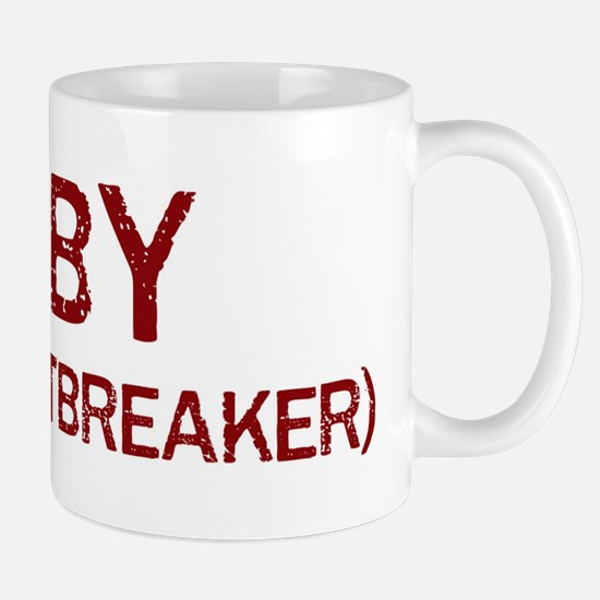 Coby the heartbreaker Mug