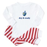 dry & ready Baby Pajamas