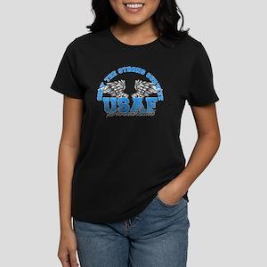 Only the Strong Women's Dark T-Shirt