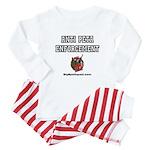 Anti Peta Enforcement Baby Pajamas