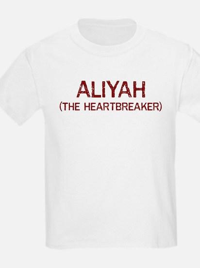 Aliyah the heartbreaker T-Shirt