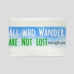 All Who Wander Magnets