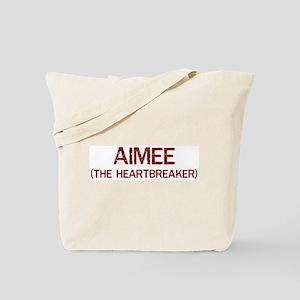 Aimee the heartbreaker Tote Bag