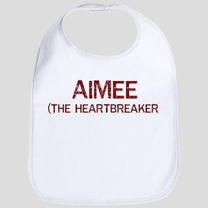 Aimee the heartbreaker Bib