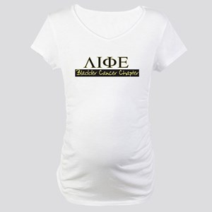 Survivor Society, Bladder Cha Maternity T-Shirt