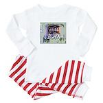 Frisco's Baby Pajamas