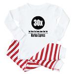 30x Marina Express (Classic) Baby Pajamas