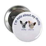 Lucky and Chewie Button