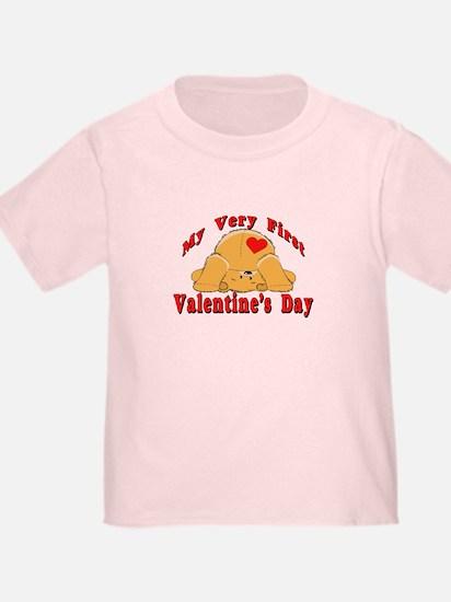 First Valentine's Day T