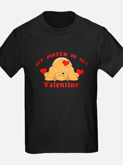 Sister My Valentine T-Shirt T
