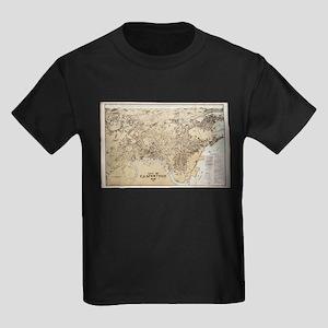 Vintage Map of Cambridge Massachusetts (18 T-Shirt