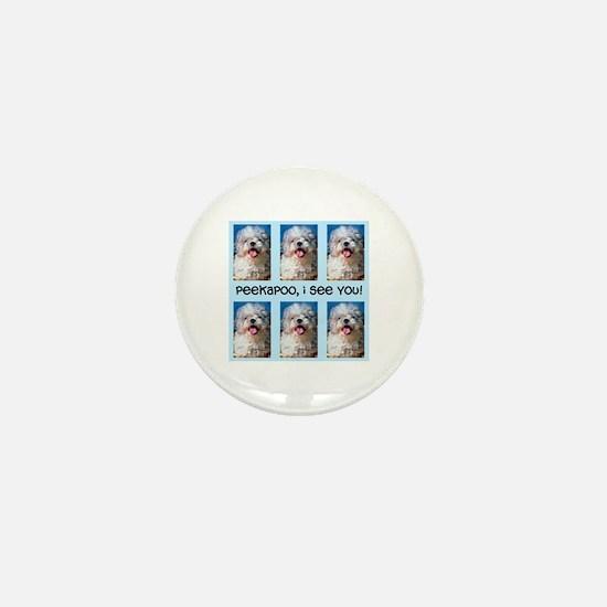 Peekapoo ICU Mini Button