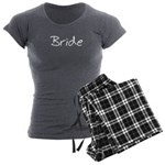 Casual Bride Women's Charcoal Pajamas