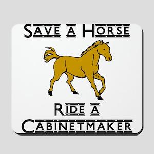 Cabinetmaker Mousepad