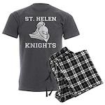 St. Helen Men's Charcoal Pajamas