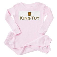 King Tut Toddler Pink Pajamas