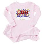 CDH Superhero Stars Logo for Boys Toddler T