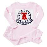 VP-66 Toddler Pink Pajamas