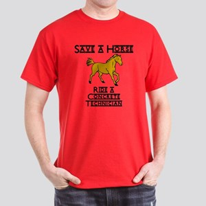 Concrete Technician Dark T-Shirt