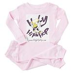 Holy Hip Hop-Toddler Pink Pajamas