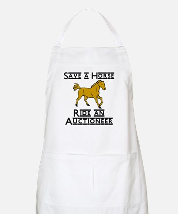 Auctioneer BBQ Apron
