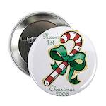 Megan's 1st Christmas Button