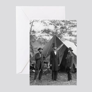 Carefully restored image of L Greeting Cards (Pk o