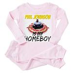 Homebody Toddler Pink Pajamas