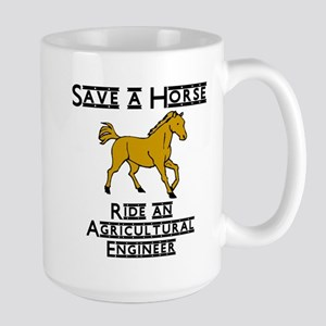 Agricultural Engineer Large Mug