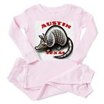 AusDillo Tee Pink Pajamas