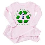 Donate Toddler Pink Pajamas