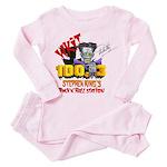 WKIT Toddler Pink Pajamas