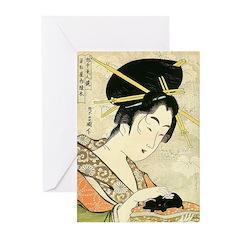 Midoriki Greeting Cards (Pk of 10)