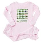 Special Kiwis Baby Pajamas