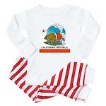 California Republic Baby Pajamas